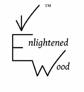 Logo enlightened wood small